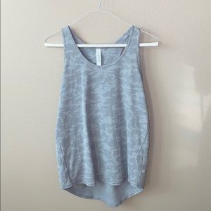 Lululemon Essential Tank Pleated